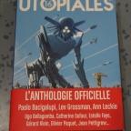 [LECTURES URBAINES] Anthologie des Utopiales 2016