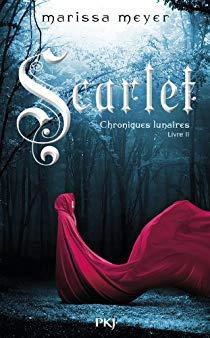 Scarlet Marissa Meyer