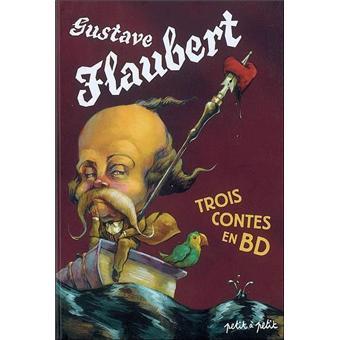 Trois-Contes-de-Flaubert-en-BD