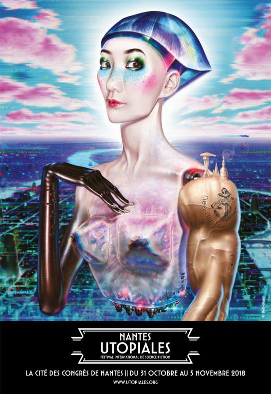 affiche utopiales 2018