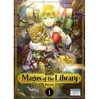 Magus-of-the-Library