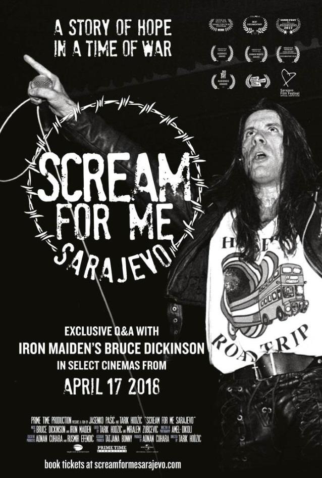 Scream-For-Me-Sarajevo-Poster-UK-2018