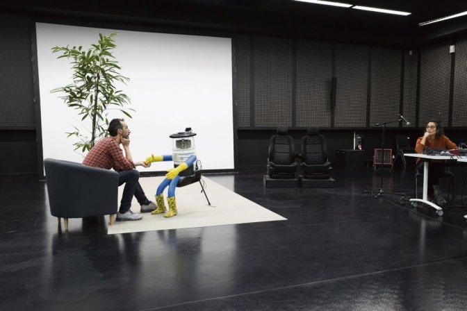 killing robots  pas de crédit